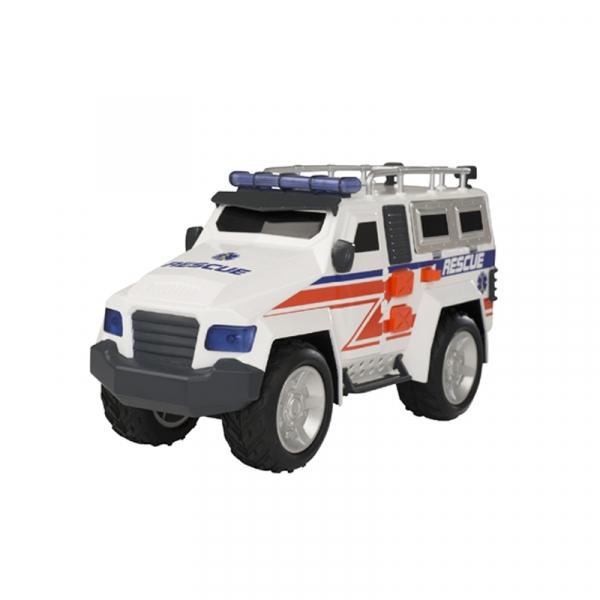 Vehicul de interventie cu lumini si sunete Teamsterz 2