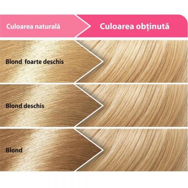 Vopsea Pentru Par Loncolor Ultra Blond Cenusiu Deschis Nr. 10.1, 100ml 1