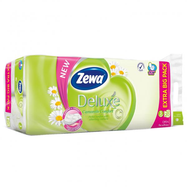 Zewa Hartie Igienica Musetel 20buc 0
