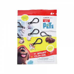 Breloc mini Secret life of pets1