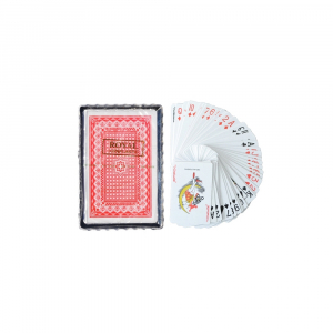 Carti de joc, din plastic, Royal0