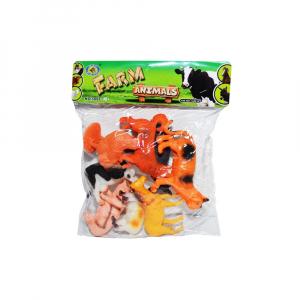 Figurine animale ferma, 8 buc/set [1]