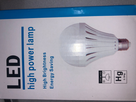 Bec Led 15W Lumina Calda cod2550 [3]