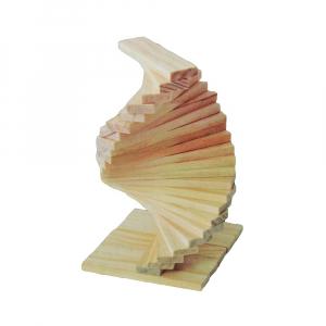 Joc constructii din lemn, 120 piese/cutie2