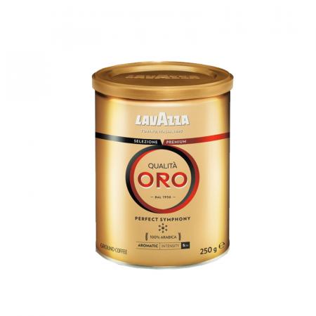 Lavazza Qualita Oro Cafea Macinata Cutie 250g [0]