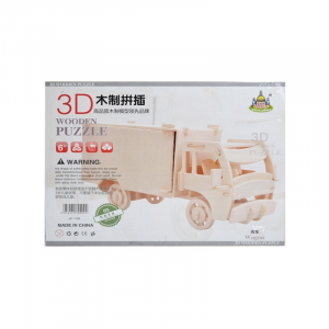 Puzzle de lemn 3D diverse modele0