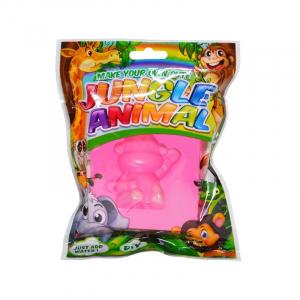 Set pentru creat figurina - animal jungla1