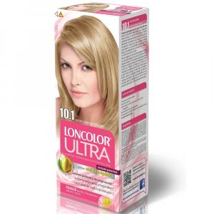 Vopsea Pentru Par Loncolor Ultra Blond Cenusiu Deschis Nr. 10.1, 100ml0
