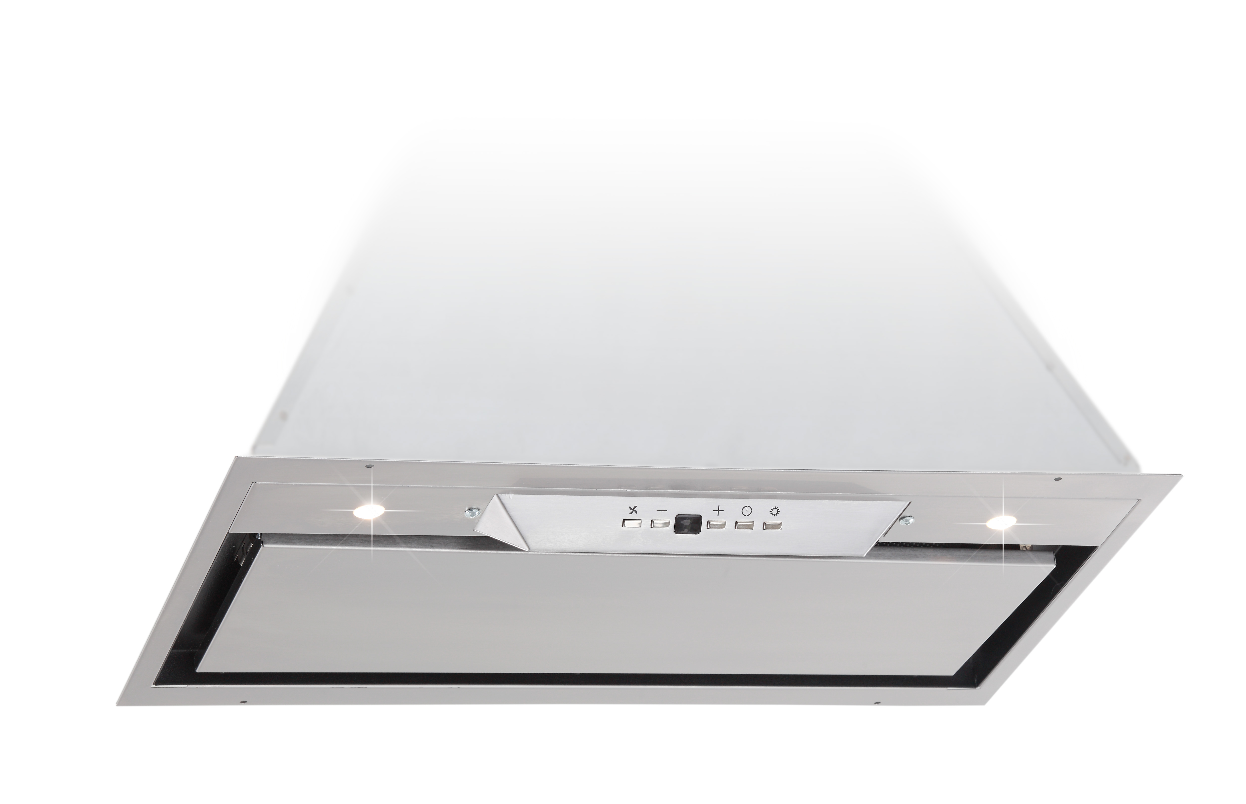 Hota Clasica Incorporabila Turbo Inox -53cm- [0]