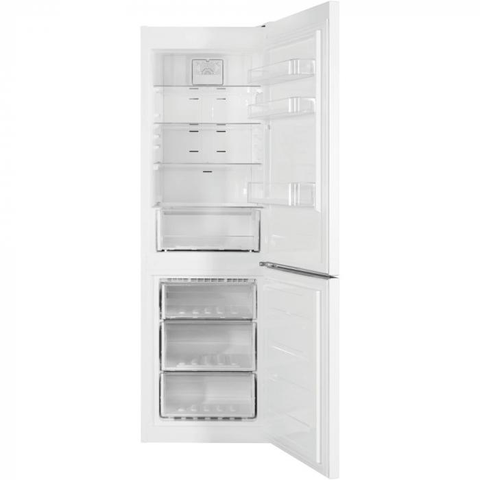 Combina frigorifica Indesit XIT8 T1E W, Frost Free, 320 l, Clasa A+ 1