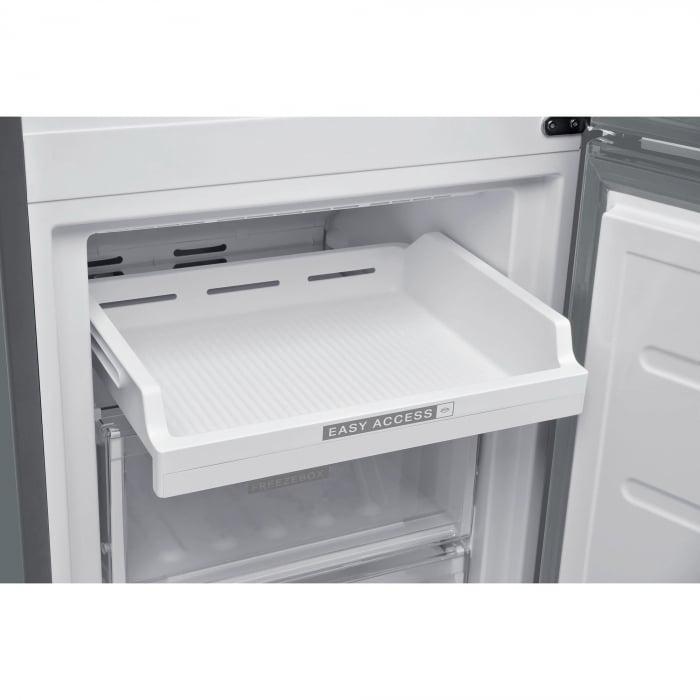 Combina frigorifica Whirlpool W9 821C OX, 318 l, Clasa A++, Dual No Frost, 6th Sense, Display Electronic Interior, H 189 cm, Inox 4