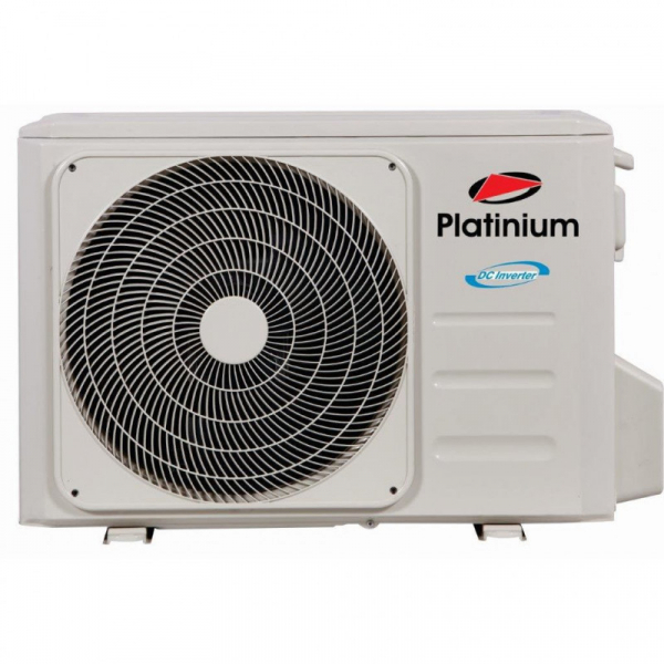 Aparat de aer conditionat Platinium, PF-12DC, Inverter, 12000 BTU, Kit de instalare inclus, Clasa A++, Control activ de energie, Golden Fin, silentios 2