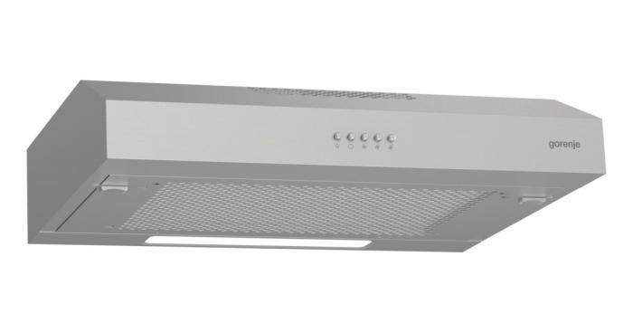 Hota bucatarie Gorenje WHU629ES/S, Clasa energetica B, Gama Essential, Silver 0