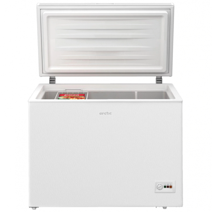 Lada frigorifica Arctic AO30P30+, 298 l, Clasa A+, Fast Freezing, Afisaj Digital, Alb 1