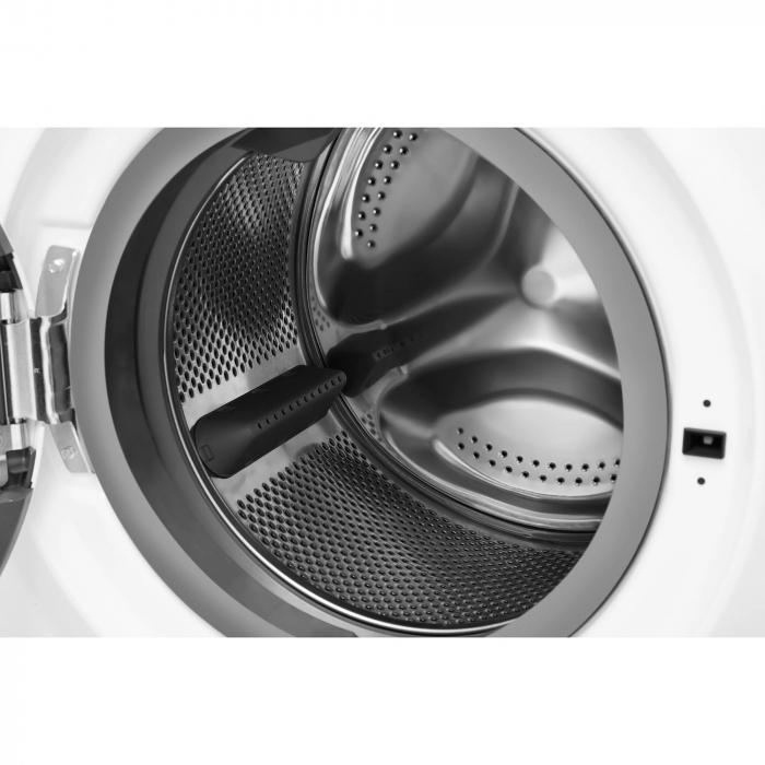 Masina de spalat rufe Hotpoint NM10 723 WK EU, 7 kg, 1200 RPM, Clasa A+++, FinalCare, Stop&Add, Alb 2