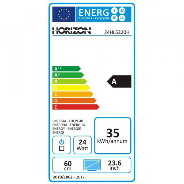 Televizor LED Horizon, 61 cm, 24HL5320H, HD 3