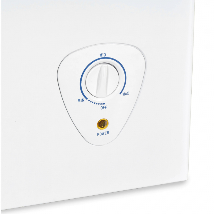 Lada frigorifica Heinner HCF-H98A+, 95 l, Control mecanic, Clasa A+, Alb 3