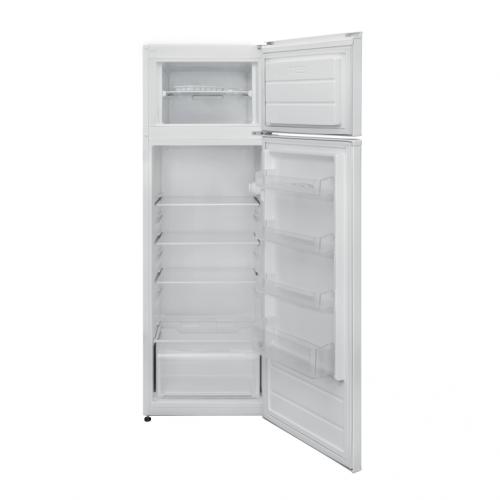 Frigider cu doua usi Heinner HF-V240A+, Dezghetare automata frigider, Alb [1]