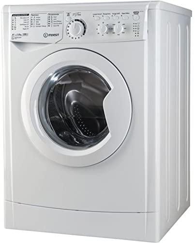 Masina de spalat rufe Indesit EWC 81252 W EU , 8kg, 1200 RPM, Clasa A++, Alb [0]