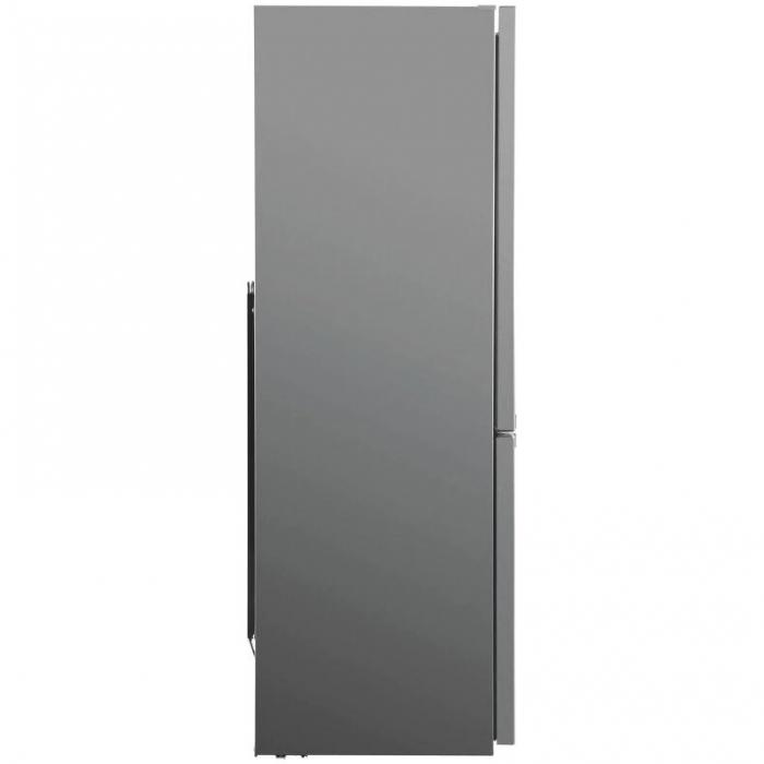 Combina frigorifica Whirlpool W9 821C OX, 318 l, Clasa A++, Dual No Frost, 6th Sense, Display Electronic Interior, H 189 cm, Inox 1