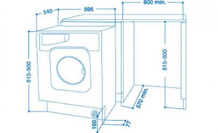 Masina de spalat rufe Indesit IWME 106, 1000 RPM, A+, Alb 1