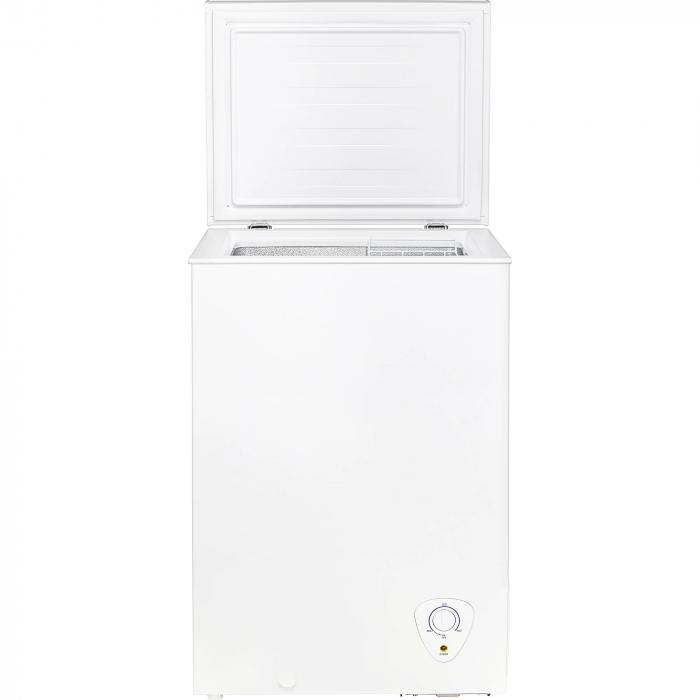 Lada frigorifica Heinner HCF-H98A+, 95 l, Control mecanic, Clasa A+, Alb 2