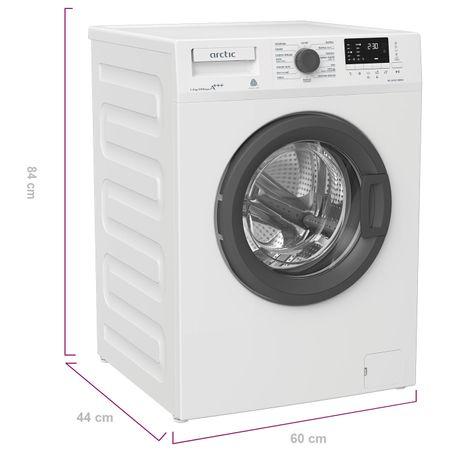 Masina de spalat rufe Arctic Slim APL61022BDW4 ,1000 RPM, 6 kg, Clasa A+++ 1