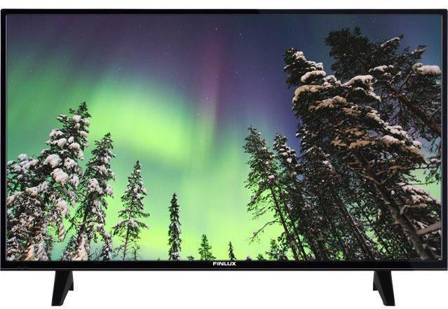 Televizor LED Finlux 164 cm 65UD5000, Smart TV, 4K UltraHD, Slot CI, Negru 0