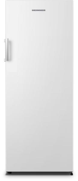 Congelator Heinner HFF-N186NF+, 186 l, 6 sertare, Clasa A+, Control electronic, Functie super-congelare, H 143 cm, Alb 0