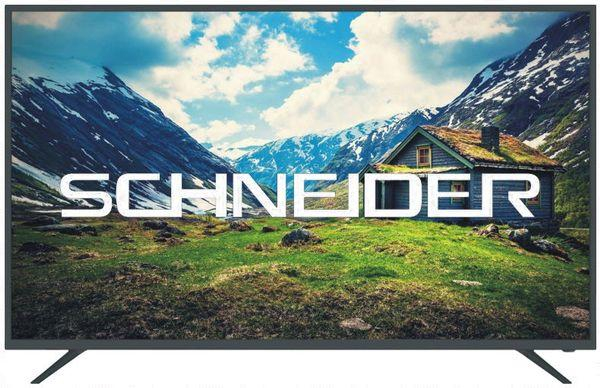 "Televizor LED Schneider 101 cm (40"") 40sc670, Ultra HD 4K, Smart TV, WiFi, CI+,negru 0"