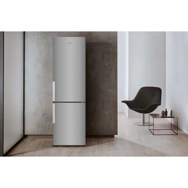 Combina frigorifica WHIRLPOOL W5 921C OX H, Direct Cool, 371 l, 201.1 cm, A+, inox 6