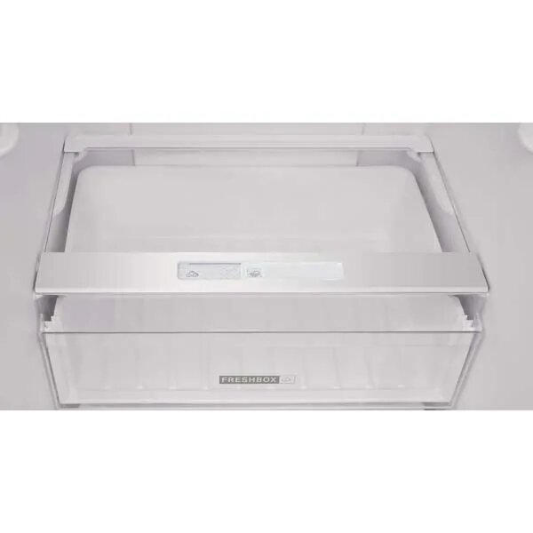Combina frigorifica WHIRLPOOL W5 921C OX H, Direct Cool, 371 l, 201.1 cm, A+, inox 3