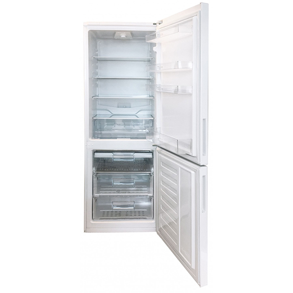 Combina frigorifica Arctic AK60320+, 295 l, Clasa A+, H 185.3, Sticla securizata, Alb 1