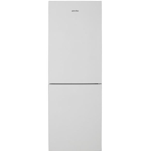 Combina frigorifica Arctic AK60320+, 295 l, Clasa A+, H 185.3, Sticla securizata, Alb 0