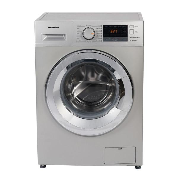 Masina de spalat Heinner HWM–M7014SA+++, 7 kg, 1400 RPM, Clasa A+++, Silver + usa cromata 0