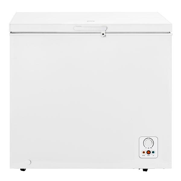 Lada frigorifica Gorenje FH211AW, 194 L, Control mecanic, Iluminare interioara LED, Siguranta usa, Clasa energetica A+, Alb 1