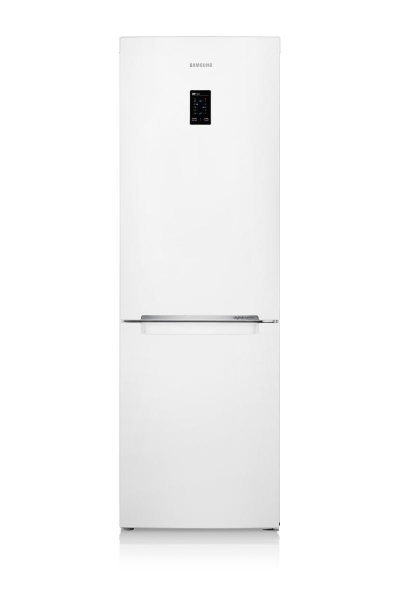 Combina frigorifica Samsung RB31FERNDWW, 310 l, Clasa A+, Full No Frost, H 185 cm, Alb