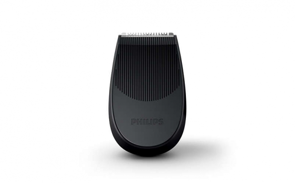 Aparat de ras Philips S5600/41, Lame Multiprecision, Wet & Dry, LED, Acumulator, 3 capete, Rotire in 5 directii, Husa de calatorie, Smartclick pentru aranjarea barbii, Negru