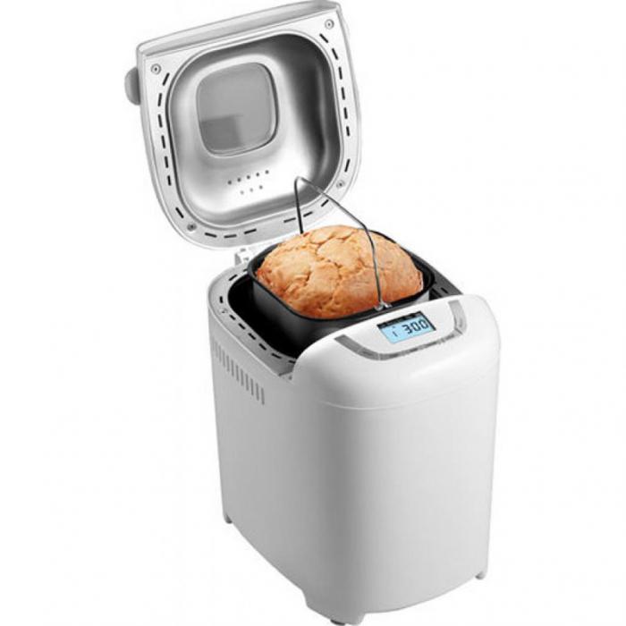 Maşină de făcut pâine Gorenje BM910WII 550 W, LCD 1