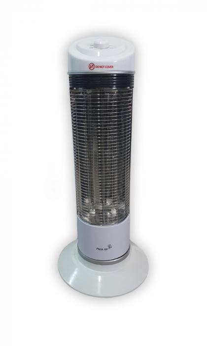 Radiator cu infrarosu Plein Air, 1200 W, 2 lampi 0