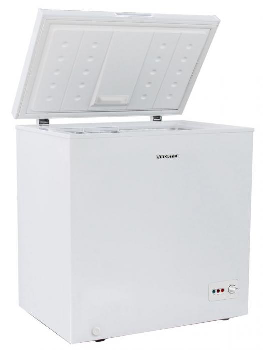 Lada frigorifica Vortex VO1007, 249 L, A+, R600a, Alb 1