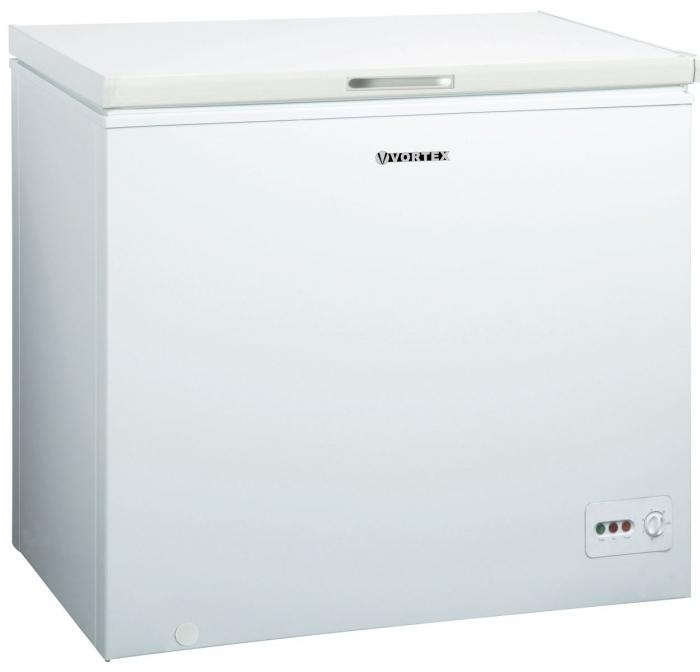 Lada frigorifica Vortex VO1007, 249 L, A+, R600a, Alb 0