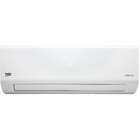 Aer conditionat Beko BEVPI180, 18000 BTU, Clasa A++, 4 filtre densitate mare, Zone Follow, Inverter, kit instalare inclus 0