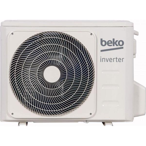 Aparat de aer conditionat Beko 12000 BTU,kit instalare inclus, Clasa A++, Functie incalzire, 2 filtre densitate mare, filtru Silver Ion, Bio filtru, Zone Follow, R32, BRVPG120 1