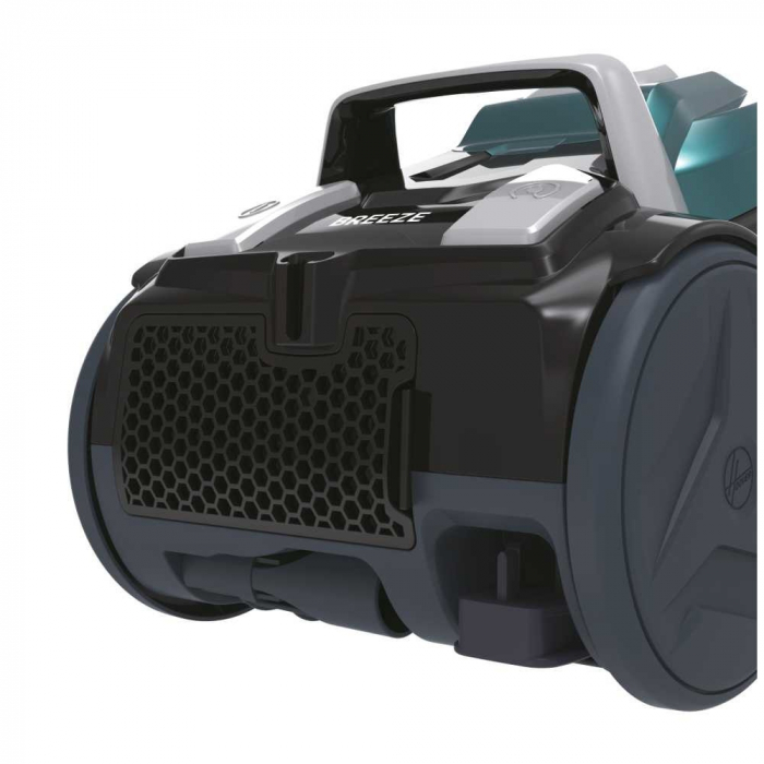 Aspirator fara sac Hoover, BR22PAR 011, 700W, Albastru [4]