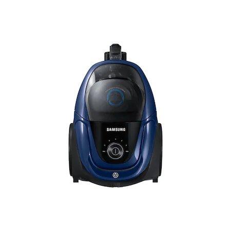 Aspirator fara sac Samsung VC07M3110VB/GE, 2L, 700W, Anti-tangle Cyclone, Albastru [1]