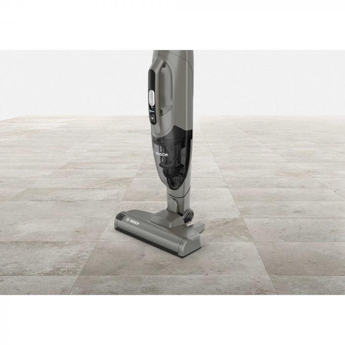 Aspirator vertical Bosch Readyy`y BBHF214G, 14.4 V 5