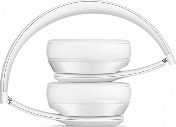 Casti audio cu banda Beats Studio Wireless by Dr. Dre, Gloss White