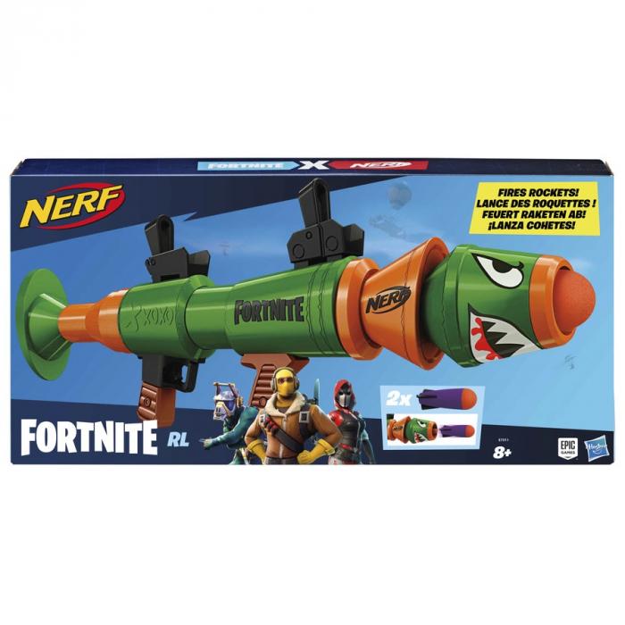 Blaster Nerf Fortnite - RL [0]