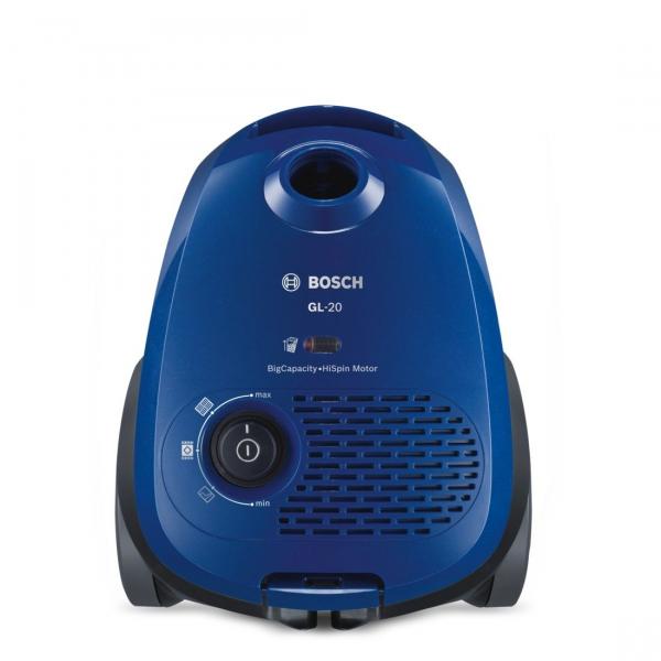 Aspirator cu sac Bosch BGL2UB110, 700W, 3.5 l, Filtru micro, Negru 1